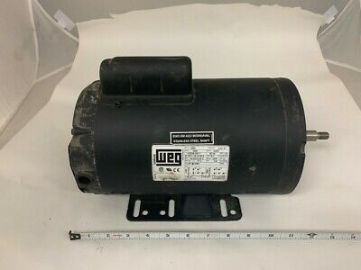 Weg Motor Model 1umo1cpncj00202e Hp 2rpm 3490 Frame E56jvolts 1152