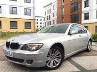 BMW 730d sport FSH