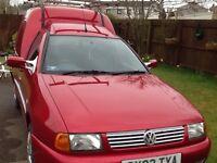 Volkswagen Diesel Caddy Van