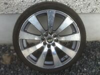 17INCH MULTIFIT 4/108,4/100 ALLOY WHEELS WITH TYRES FIT FORD VAUXHALL RENAULT ROVER TOYOTA ETC