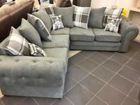 BARON CHESTERFIELD CORNER OR 3+2 SEATS SOFA SET AVAILABLE IN STOCK