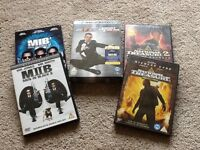 6 family movies all PG very good condition
