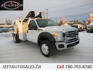 2012 Ford F 550