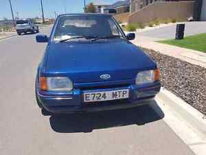 1988 Ford Escort XR3i Cabriolet Seaford Morphett Vale Area Preview
