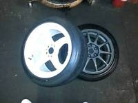 Tommi Makinen Wheels