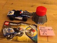 LEGO POLICE RACER, NO 7970