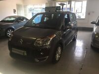 FINANCE AVAILABLE GOOD, BAD OR NO CREDIT**Citroen C3 PICASSO 1.6 HDi 8v VTR+ 5dr**