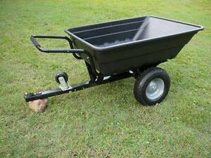 BRAND NEW LARGE GARDEN TIPPER TRAILER FOR RIDE-ON MOWER / ATV ETC Thornlands Redland Area Preview