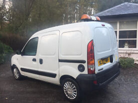 2007 / d.i.e.s.e.l. kangoo mot aug & taxed ,( not a builder's van ) L@@K AT IT !