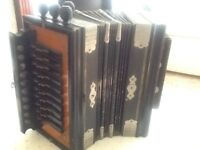 Old German Melodeon