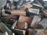 FIREWOOD WOODBURNER SEASONED LOGS in NORFOLK