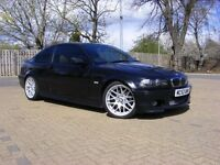 2003 52 Bmw 330 m sport coupe - M3 looks - £1300 Quick Sale