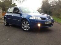 Renault megane 2006 ,1.6 16v very good on fuel £400 NO OFFERS