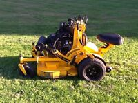 Wright Stander Sport 36 Rapid Height Zero Turn Rotary Mower