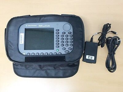 Agilent N9340b 100khz-3ghz Handheld Spectrum Analyzer With Adapter