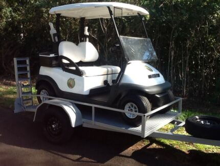 Golf cart/buggy/car and NEW trailer Boyland Ipswich South Preview