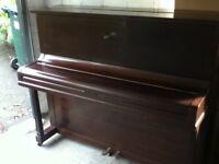 Challen upright piano, free to a good home