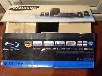 Samsung HT-C5500 Bluray 5.1 home cinema system.