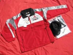 Mitsubishi Ralliart jacket keyring hat t-shirt set JDM Lancer Evo Kalorama Yarra Ranges Preview