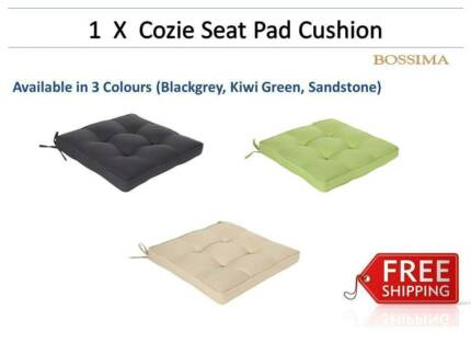 Wooden Seats Outdoor Outdoor Cozie Large Seat Pad
