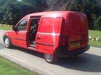 Vauxhall combo. 1.3. Cdti. Diesel. 58. Reg. Drives all good