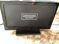 18inch Tesco TV with DVD player