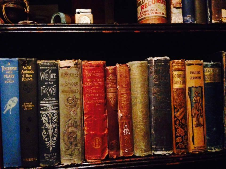 Davis Rare Books and Sundries