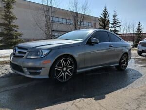 2013 Mercedes Benz C350 4Matic Coupe AMG
