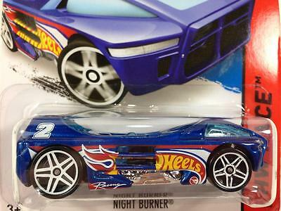 2014 treasure hunt night burner - Rare Hot Wheels Cars 2013