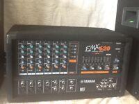 YAMAHA EMX 620