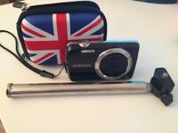 Digital Camera SAMSUNG PL20 14.2MP EXCELLENT Condition - Accessories