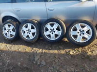 "VW Sharan,Ford Galaxy,Seat Alhambra,16""Alloys,to Fit Audi,Seat,Skoda,etc"