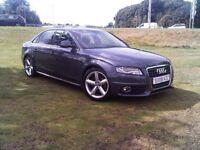 Audi a4 s-sline 2l tdi