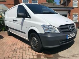 2012 Mercedes Vito Perfect Condition