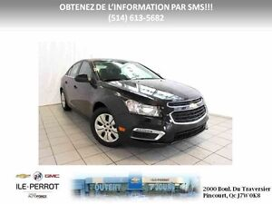 2016 Chevrolet Cruze Limited TURBO, TOIT, CAMERA, AUTO