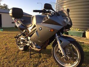 2007 BMW  F800 ST $5200 ono Calliope Gladstone Surrounds Preview