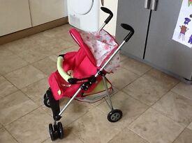 Mamas & papas dolls pushchair