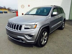 JEEP GRAND CHEROKEE OVERLAND DIESEL 4X4 2014 (FULL EQUIP+STARTER