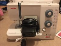 Janome 525S Sewing Machine (same model used on Great British Sewing Bee)
