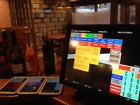 Epos System with handheld Unit Aures J2 with Software and Setup - Limited Time