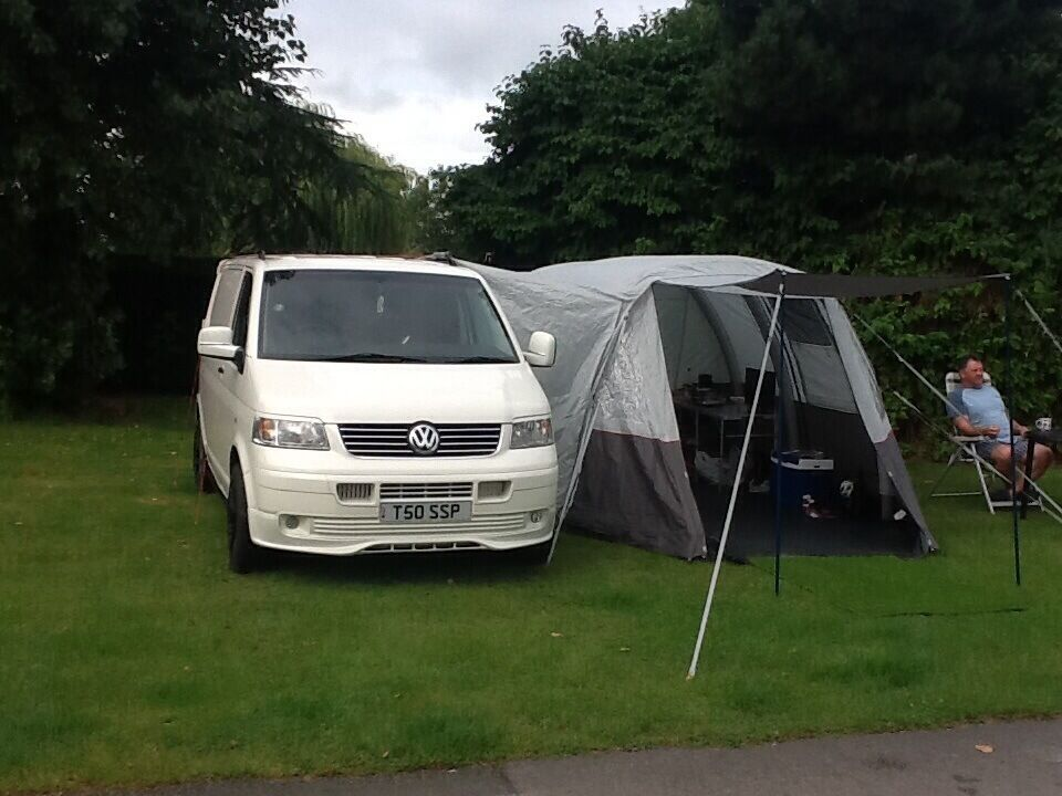 Westfield Easy Air 510 Motorhome drive away awning ideal ...