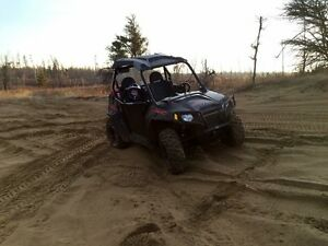 2014 RZR 800 XC With Trailer and EPS