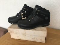 Brand New in Box lovely Boys Firetrap Boots Size Adult 5!