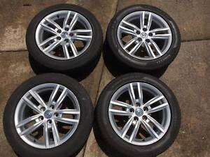 Toyota Camry/ Aurion 17 inch alloy wheels x4 SX6/ZR6 Galston Hornsby Area Preview