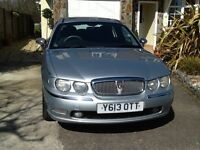 Rover 75 Connoisseur *reduced for quick sale*