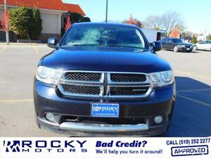 2011 Dodge Durango - BAD CREDIT APPROVALS