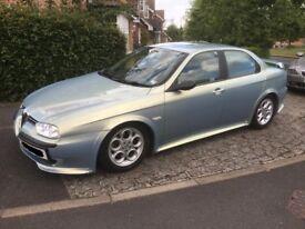 Alfa Romeo 156 2.5 V6 24v Veloce 6-speed FSH 48K future classic