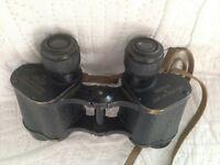 Genuine pair of ww2 mk2 prism military binoculars,1943,working great also.