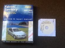 Ford Falcon & Territory service Manual and Workshop Manual Lapoinya Waratah Area Preview