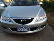 2004 Mazda Mazda6 Sedan Crawley Nedlands Area Preview